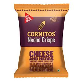 Cornitos Nachos Cheese N Herb - Bulkbox Wholesale
