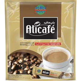Alicafe 5 In 1 Tongkat Ali & Ginseng Coffee 50x20g - Bulkbox Wholesale