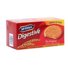 Mcvities Digestive Biscuit 24x250g - Bulkbox Wholesale
