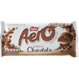 Nestle Aero Giant Milk Chocolate 15x100g - Bulkbox Wholesale