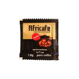 Africafe Instant Coffee  - Sachets 100x1.6g - Bulkbox Wholesale