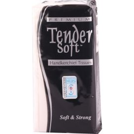 Tender Soft Regular Handkerchiefs 30x6x10's - Bulkbox Wholesale