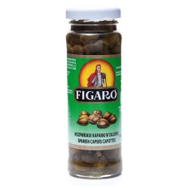 Figaro Spanish Capers Capote 12x100g - Bulkbox Wholesale