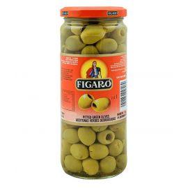 Figaro Plain Green Olives 12x340g - Bulkbox Wholesale
