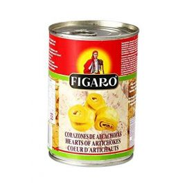 Figaro Artichoke Hearts 8/10 6x390g - Bulkbox Wholesale