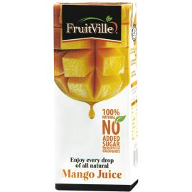 Fruitville Mango Juice Tetra - Bulkbox Wholesale