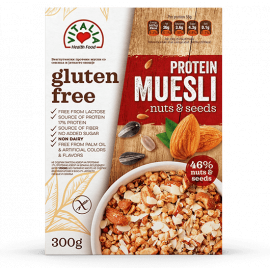 Vitalia Gluten Free Muesli Seeds & Nuts 6x300g - Bulkbox Wholesale
