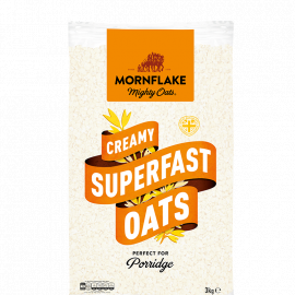 Mornflake Superfast Oats 6x1kg - Bulkbox Wholesale