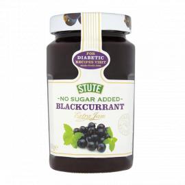 Stute Jam Blackcurrant 6x430g - Bulkbox Wholesale