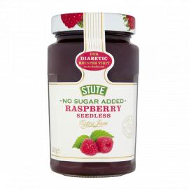 Stute Jam Raspberry Seedless 6x430g - Bulkbox Wholesale