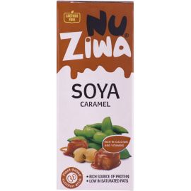 Nuziwa  Soya Milk Caramel - Bulkbox Wholesale