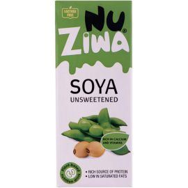 Nuziwa Soya Milk Unsweetened - Bulkbox Wholesale
