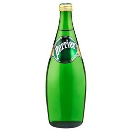 Perrier Water Glass Bottle 12x750ml - Bulkbox Wholesale