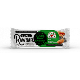 Vitalia Raw Bar Dates Chia & Cocoa 20x30g - Bulkbox Wholesale