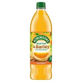 Robinsons Fruit & Barley Orange 12x1L - Bulkbox Wholesale