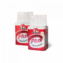 Saf Instant Yeast Plus 20 X 500g - Bulkbox Wholesale