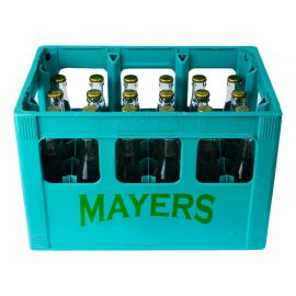 Mayers Water Sparkling Glass Bottle 12x750ml - Bulkbox Wholesale