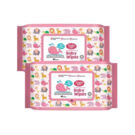 Tender Soft Fragrance Free Baby Wipes  24x80s - Bulkbox Wholesale