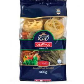 Zar Nest Fettucine Mix Veg 10x500g - Bulkbox Wholesale