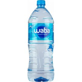 Waba Mineral Water 12x1.5L - Bulkbox Wholesale