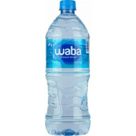 Waba Mineral Water 12x1L - Bulkbox Wholesale
