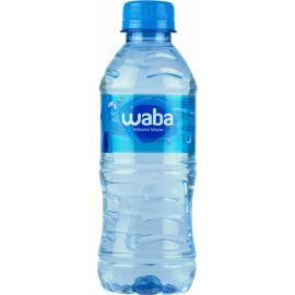 Waba Mineral Water 24x300ml - Bulkbox Wholesale
