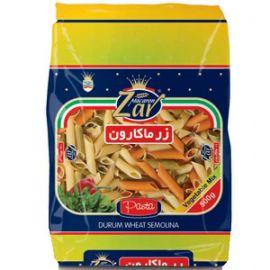 Zar Penne Rigate Mix Veg Pasta 20x500g - Bulkbox Wholesale
