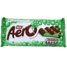 Nestle Aero Giant Peppermint 15x100g - Bulkbox Wholesale