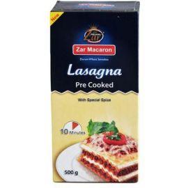 Zar Lasagna Pasta (1601) 12x500g - Bulkbox Wholesale