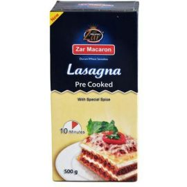 Zar Lasagna Pasta (1601) 15x300g - Bulkbox Wholesale
