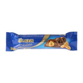 Ulker Milk Chocolate With Hazelnuts Bar 48x40.5g - Bulkbox Wholesale