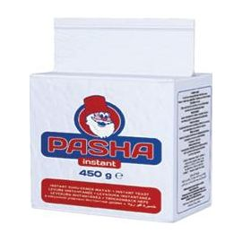 Pasha Yeast 20x450g - Bulkbox Wholesale