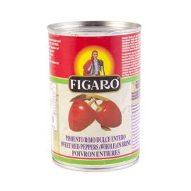 Figaro Red Sweet Pimento 12x390g - Bulkbox Wholesale