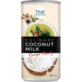 Thai Coco Coconut Milk 12x165ml - Bulkbox Wholesale