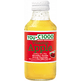 You C1000 Health Drink Apple  30x140ml - Bulkbox Wholesale