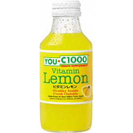 You C1000 Health Drink Lemon 30x140ml - Bulkbox Wholesale