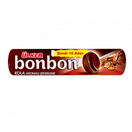 Ulker Bonbon Cola Candy 18x36g - Bulkbox Wholesale