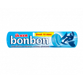 Ulker Bonbon Mint Candy 18x36g - Bulkbox Wholesale