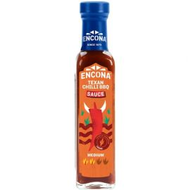 Encona Texan Chilli BBQ Sauce 6x142ml - Bulkbox Wholesale