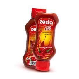 Zesta Chilli Sauce - Bulkbox Wholesale