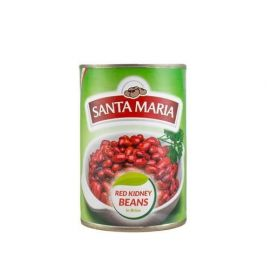 Santa Maria Red Kidney in Brine 24x400gm - Bulkbox Wholesale