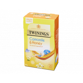 Twinings Infusion Camomile Honey & Vanilla 4x20s - Bulkbox Wholesale