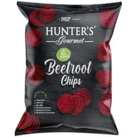 Hunters Beetroot Chips 6x60g - Bulkbox Wholesale