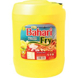Bahari Fry Cooking Oil 1x10L Jerrycan - Bulkbox Wholesale