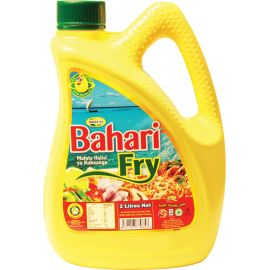 Bahari Fry Cooking Oil 6x2L Tray - Bulkbox Wholesale