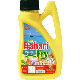 Bahari Fry Cooking Oil 12x500ml Tray - Bulkbox Wholesale