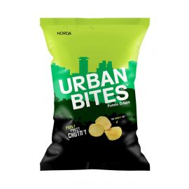 Urban Bites Funky Fruit Chutney Crisps - Bulkbox Wholesale
