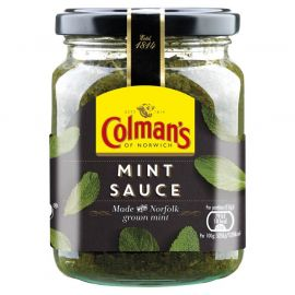 Colmans Mint Sauces 8x165g - Bulkbox Wholesale