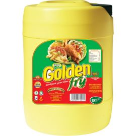 Golden Fry Cooking Oil 1x10L Jerrycan - Bulkbox Wholesale