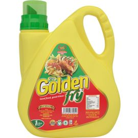 Golden Fry Cooking Oil 12x1L Tray - Bulkbox Wholesale